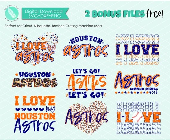 Download 41+ Cricut Astros Svg Free Gif Free SVG files | Silhouette ...
