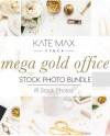 Gold Styled Stock Office Bundle Styled Stock Photos 81 Etsy