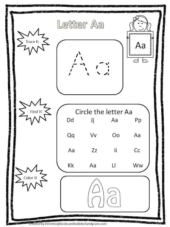 find the alphabet # 33