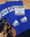Glitter Cheer Coach Shirt Cheer Mom Shirt Glitter Cheer Etsy