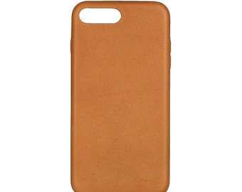 Iphone 8 Plus Case Leather Etsy