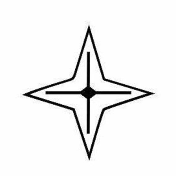 Native American Symbol Indian Symbols Native American Etsy
