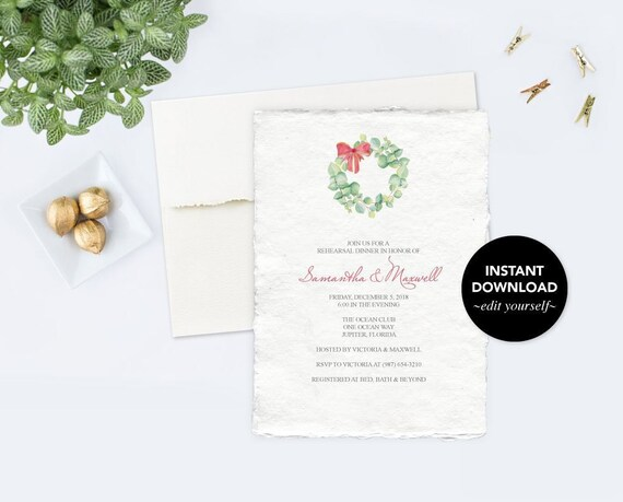 wreath template pdf # 53