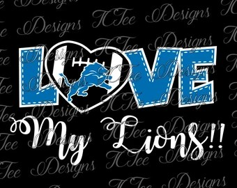 Download Love My Boys of Fall Football SVG File Vector Design