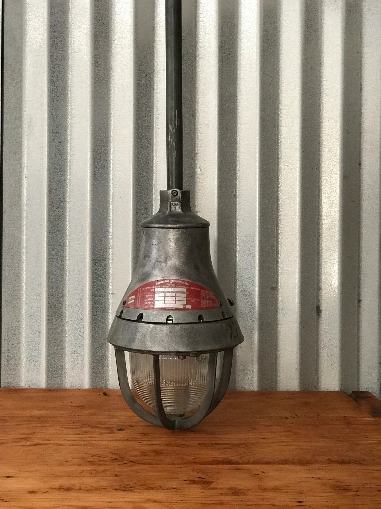 vintage crouse hinds explosion proof