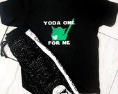 Yoda One For Me - Boys T ...