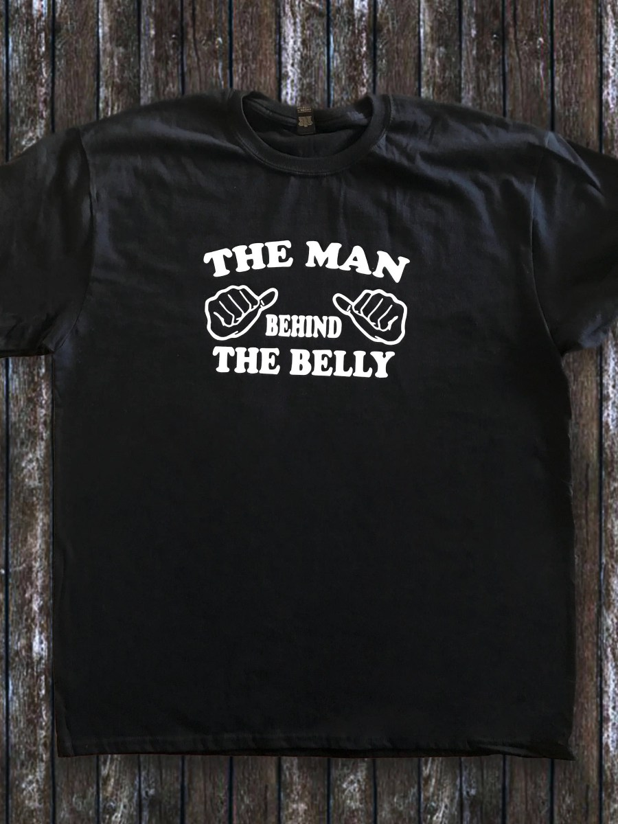 The Man Behind the Belly ...