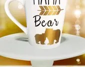 Mama Bear Coffee Mug Gifts - Mamas coffee - gifts for mommy