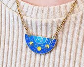 Moon Rise Necklace