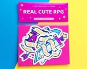 Real Cute RPG Sticker Pack