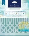 Lattice Template Stencil Guide Adhesive Texture Stencils Etsy