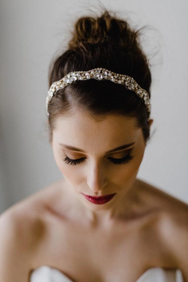 pearl bridal headband | gold pearl headpiece | pearl bridal hair piece | gold headband | bridal headpiece | gold adelaide headband