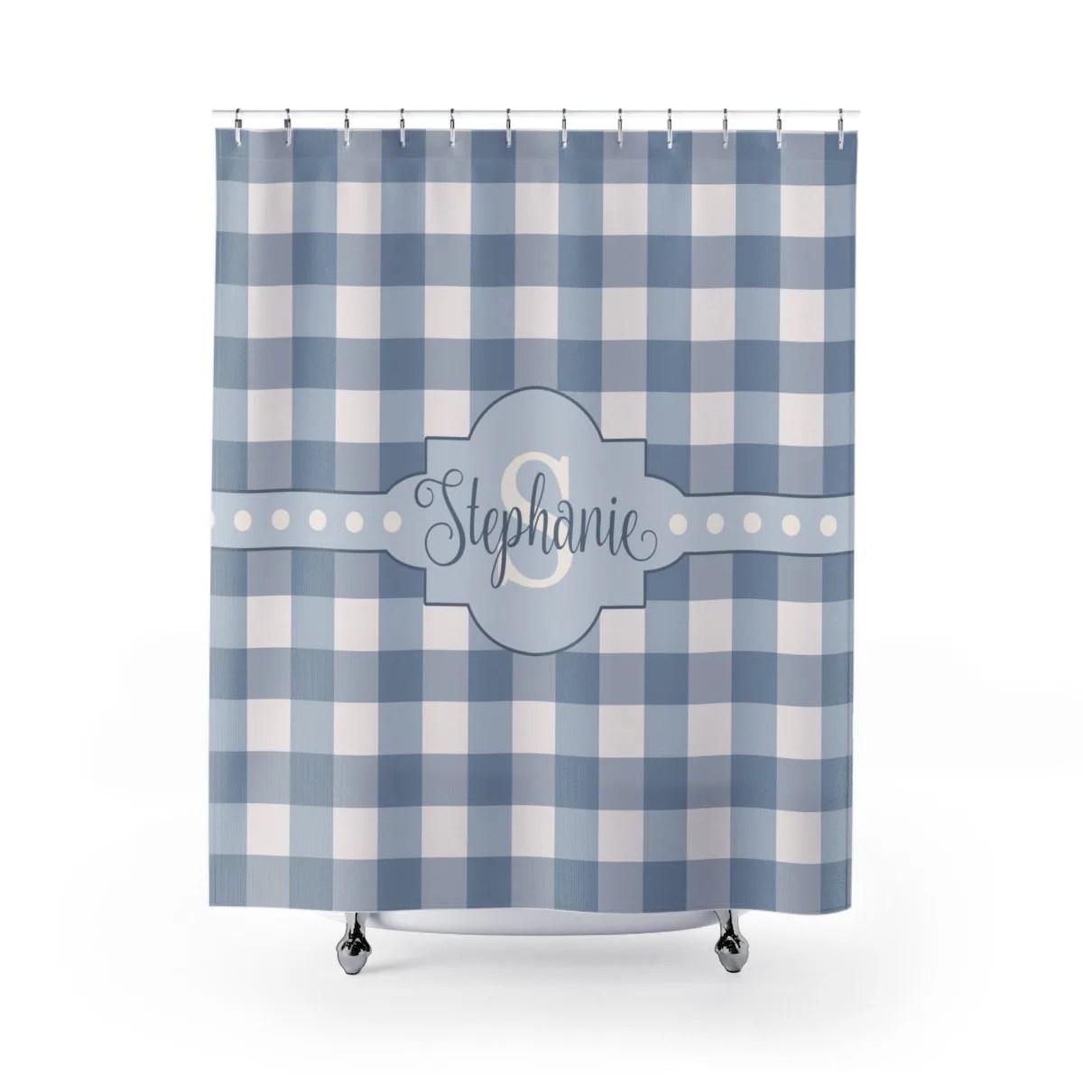 plaid bath mat and shower curtain farmhouse buffalo plaid on farmhouse colors for bath mats walmart id=34984