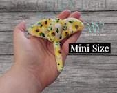 READY TO SHIP Sunflower Stingray Plush