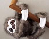 Sloth Plush (READY TO SHIP)