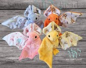 READY TO SHIP Character Bat Plush Collection Scented or No Scent