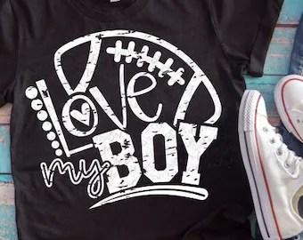 Download Love my boy svg | Etsy