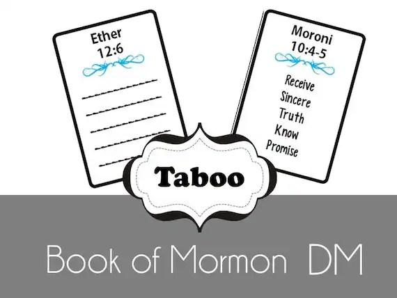Lds Seminary Makeup Work Book Of Mormon   Makeupview co