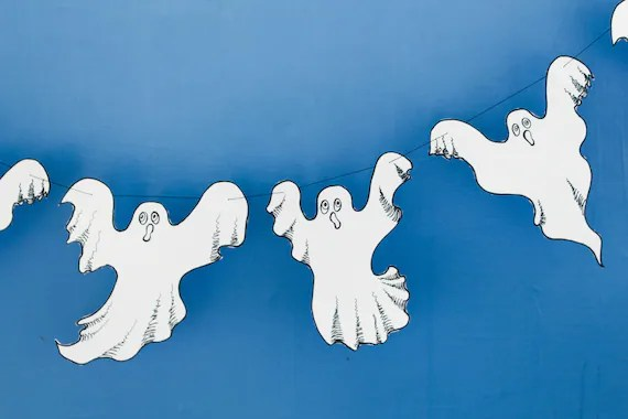 Our editors independently research, test, and recommend the best products; Ghost Drawing Digital Download Halloween Decoration Print At Etsy