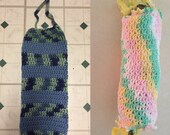 Crocheted Grocery Bags Ho...