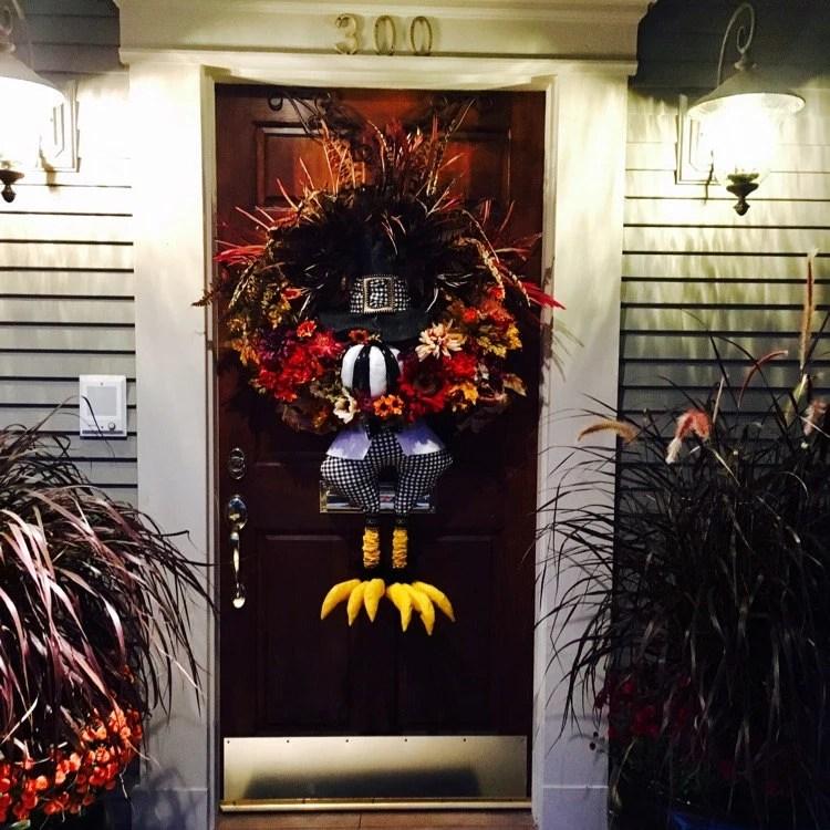 Thanksgiving Turkey Wreath Fall Wreath Pre Order For 2018