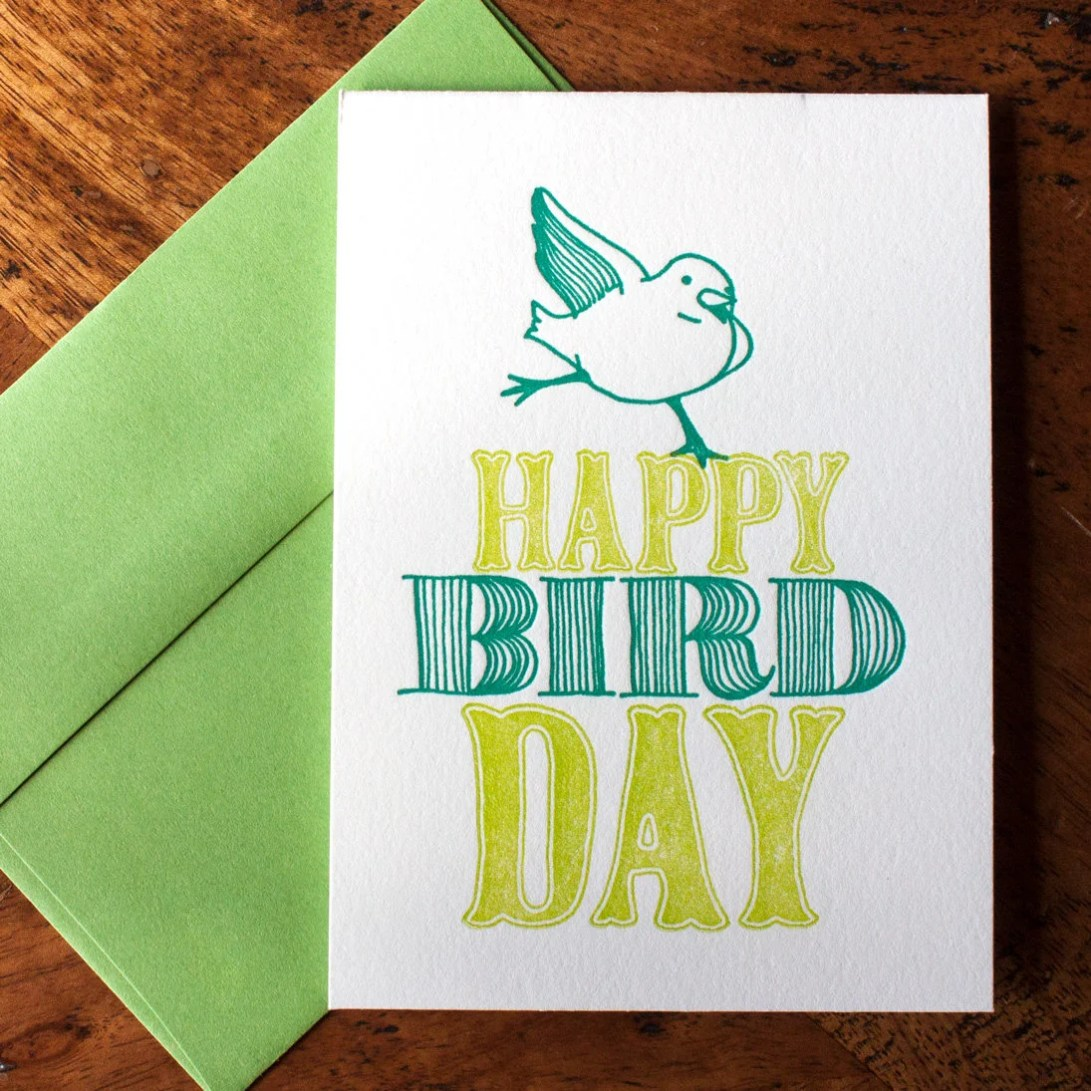 Happy Birdday - Card...