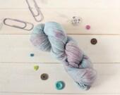 Hand dyed nerdy yarn Disc...