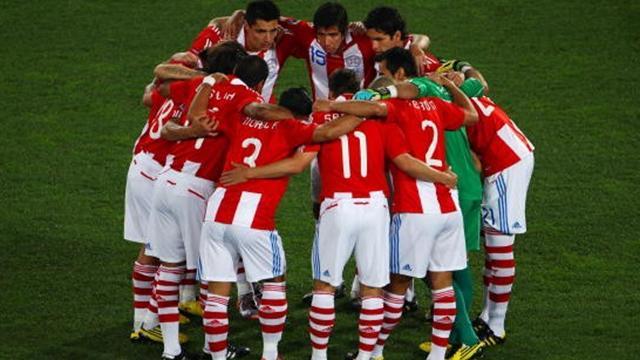 بيرو تتحدى باراغواي على برونزية كوبا أمريكا-كرة القدم-كوبا أميركا