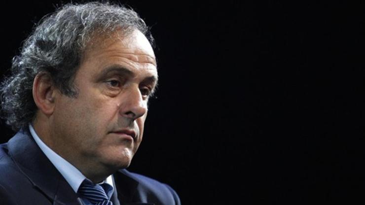 Image result for Platini arrested