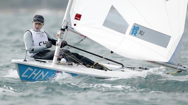 Maybe you would like to learn more about one of these? Xu wins Olympic laser gold - Olympic Games 2012 - Sailing ...
