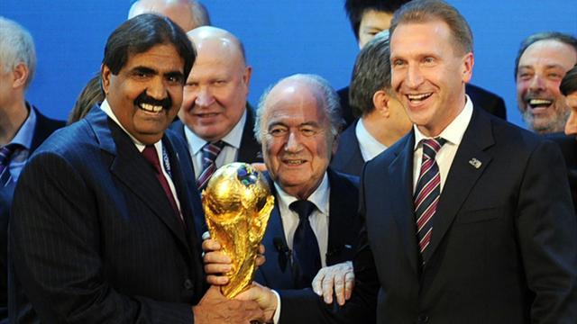 Une enquête vise aussi l'attribution des Coupes du monde 2018 et 2022