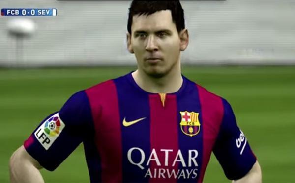 Lionel Messi (FIFA 15)