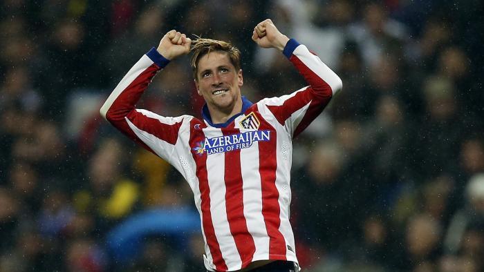 14. Te gusta Fernando Torres, y es tu ídolo pase lo que pase. 1