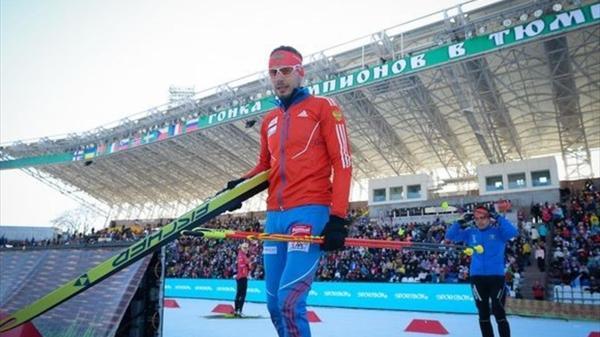 Дарья Домрачева и Антон Шипулин победили в масс-старте на ...