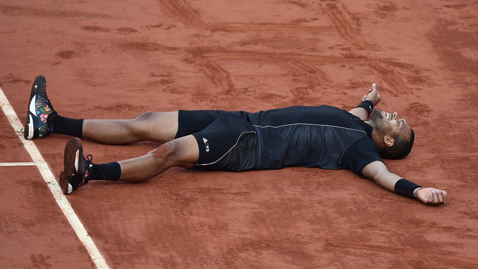 Tsonga Roland Garros 2015