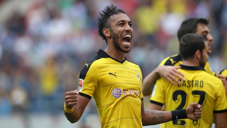 Image result for Aubameyang2016 images