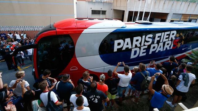 Le PSG roule dans un bus à 750.000 euros