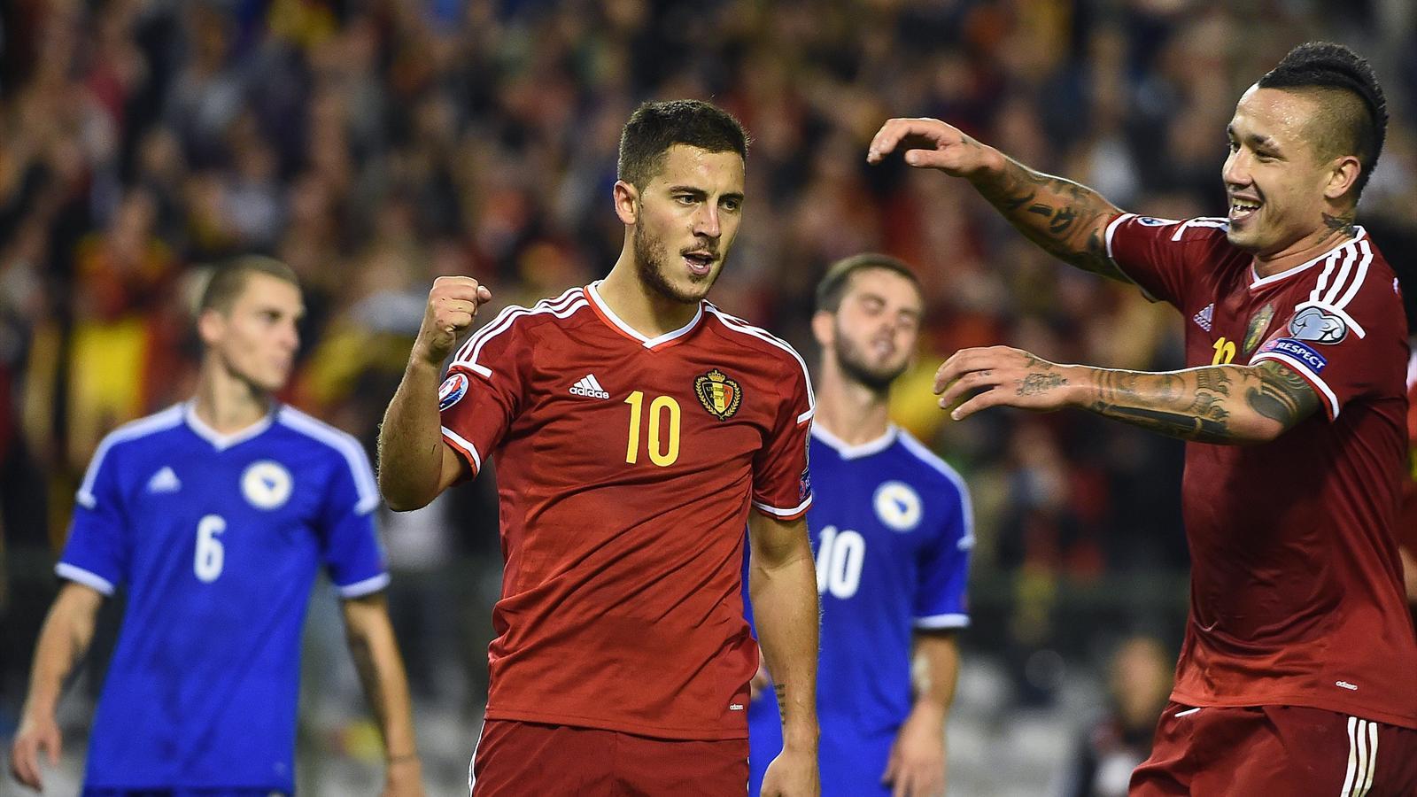De bruyne, one of belgium's most vital players, joins a squad that features plenty of premier league players, including toby alderweireld,. Twelve Premier League players in Belgium's Euro 2016 squad ...
