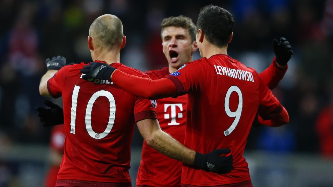Image result for müller robben