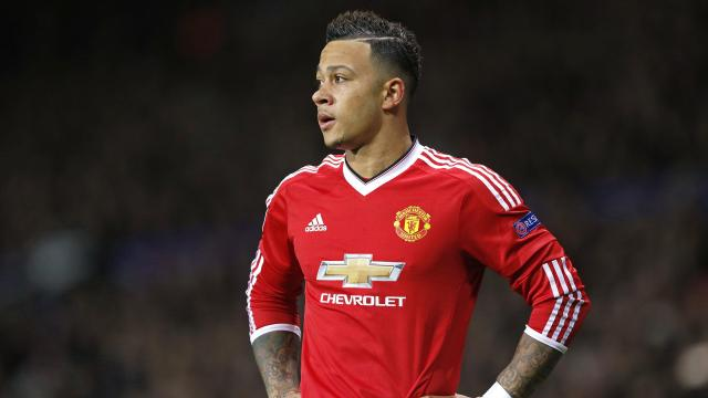 Image result for depay memphis