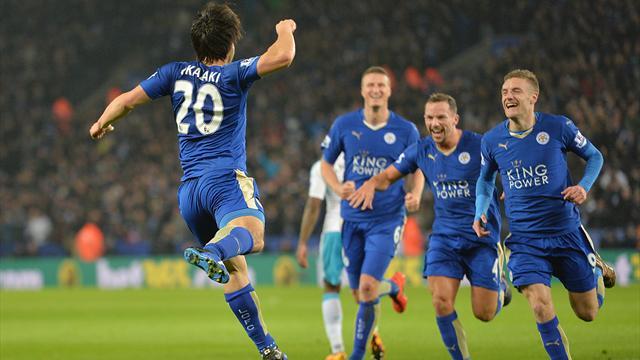 Leicester ne lâche toujours pas le morceau