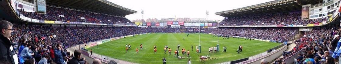 Final Copa del Rey de rugby en el Nuevo Estadio José Zorrilla