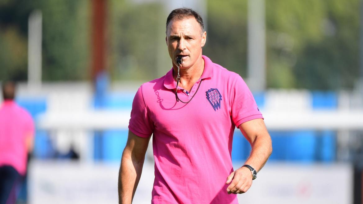 Greg Cooper sera le futur manager du Stade français