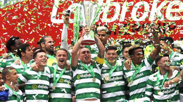 Unbeaten Celtic end astonishing season as Invincibles with ...