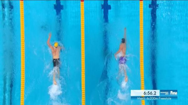 VIDEO - Great Britain pipped by Australia in dramatic ...