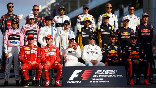 Резултат со слика за Formula 1 drivers' union gets '100%' membership due to concerns over future