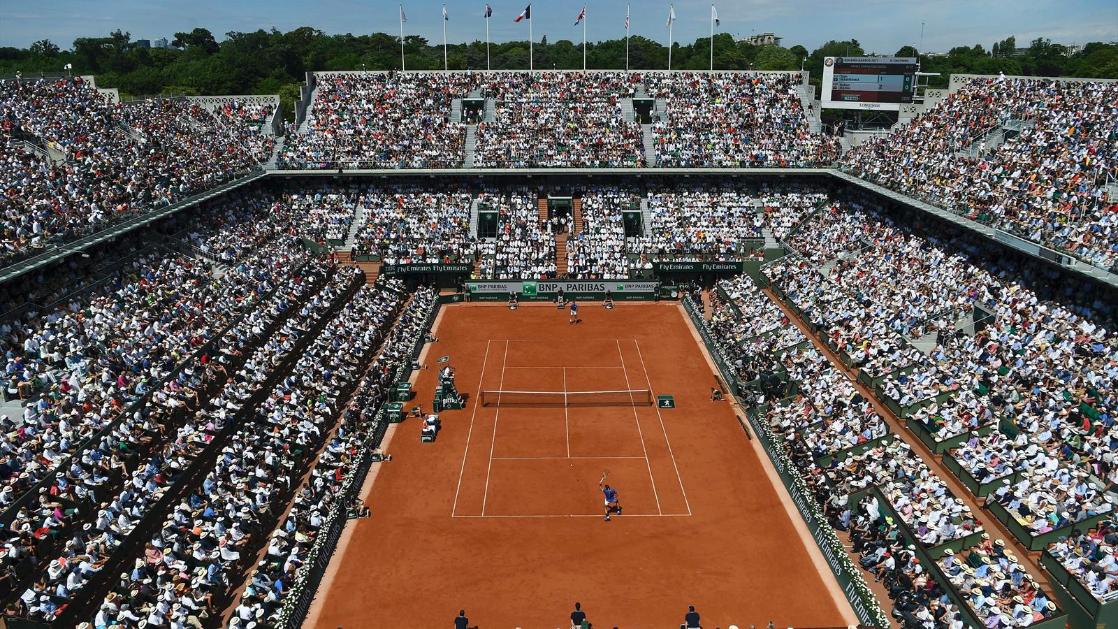Roland Garros French Open 2018 Tennis Eurosport