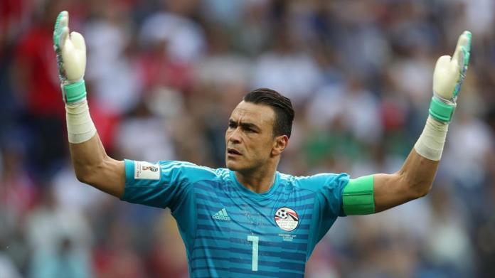 Football: le légendaire gardien égyptien, El-Hadary annonce sa retraite internationale