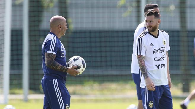 Révélation - Messi aurait ridiculisé Sampaoli :