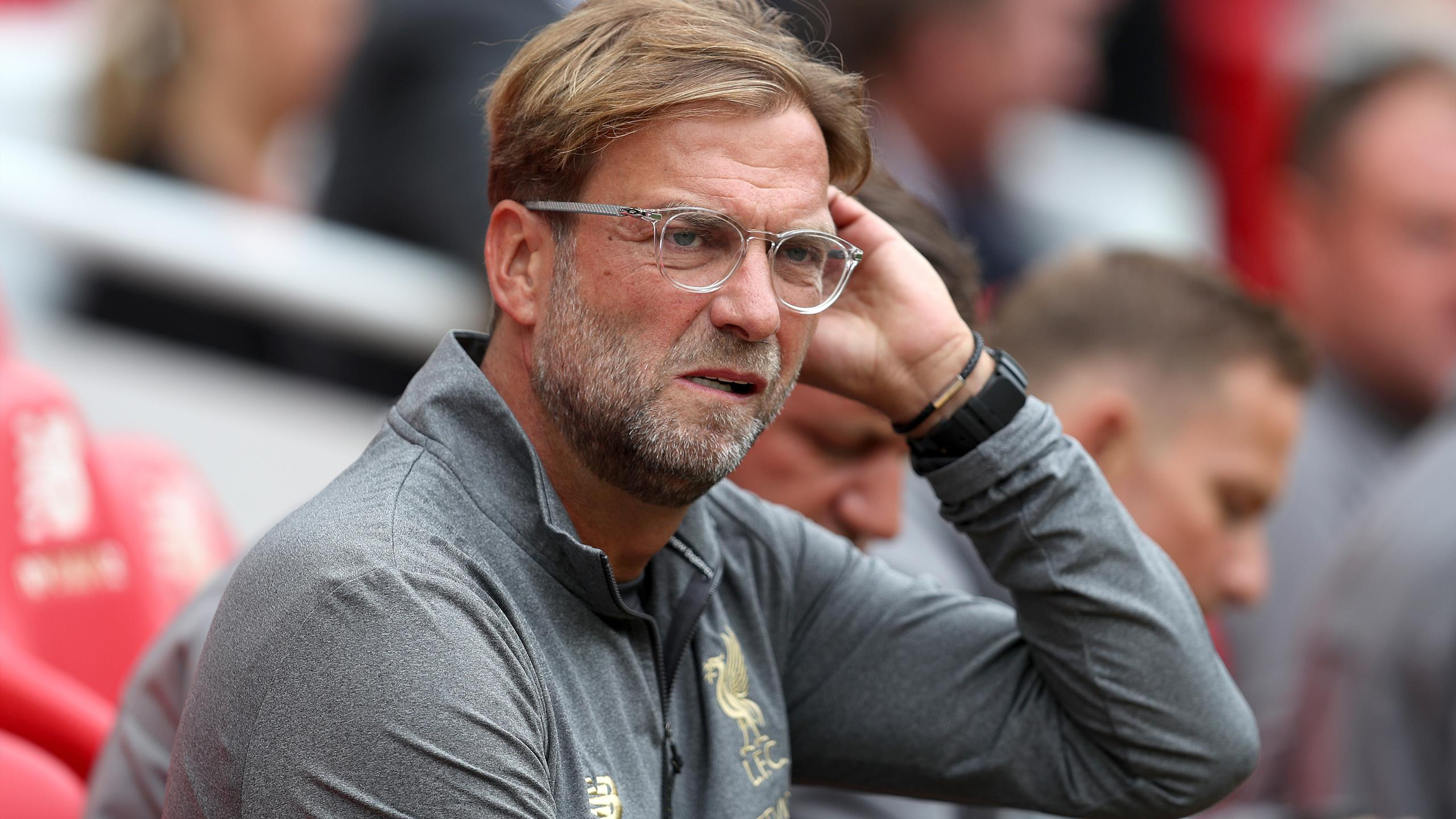 Liverpool manager Jurgen Klopp admits tougher tests await his side after an opening 4-0 win.